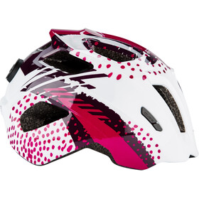 Cube Fink Bike Helmet Children purple/white